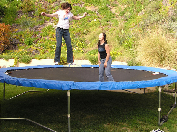 Confirm. Nudist girl on trampoline are not
